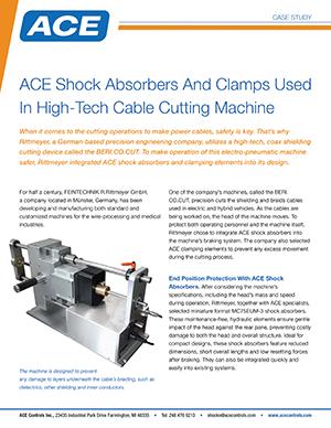 Case Studies – ACE Controls Inc